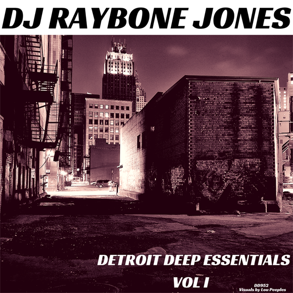 Dj raybone jones drops new deep house ep podcast house for Deep house music djs